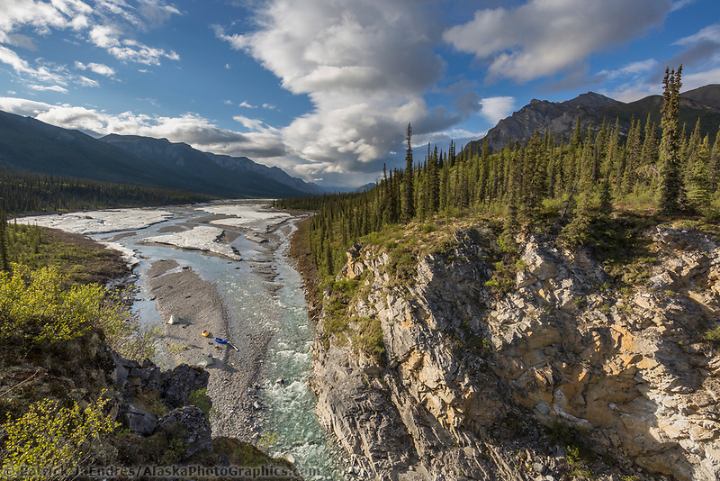 Mathews River, Arctic, Alaska
