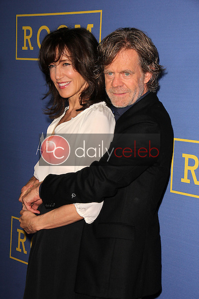 Felicity Huffman, William H. Macy<br />