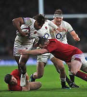 England v Wales. NatWest 6 Nations. 10.2.18