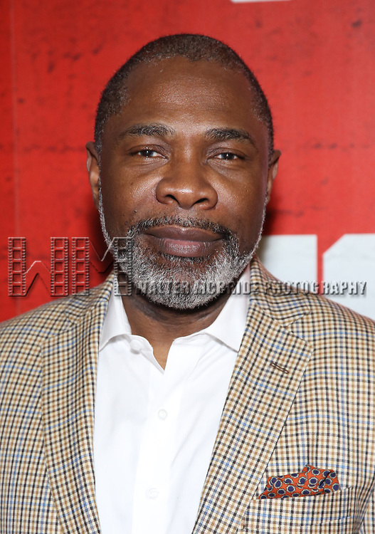 Michael Potts attends the Broadway Opening Night Party for George Orwell's '1984' at The Lighthouse Pier 61 on June 22, 2017 in New York City.