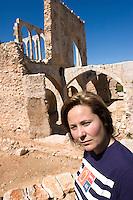 Real Monasterio de Santa Maria de la Valldigna - 16/3/2008 - Simat de Valldigna (Valencia) Comunidad Autonoma de Valencia.Declarado Bien de Interes Cultural en 1998.Situado al pie de la Mola del Toro. Comarca de La Safor - fundado por el rey de Aragón, Jaume II, el Just (Jaime II el Justo)