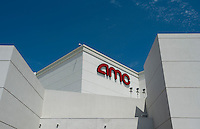 An AMC movie theater at Valley View Center Mall in Dallas, Texas, Saturday, August 21, 2010. ..MATT NAGER for the Wall Street Journal
