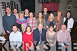 HCT: Members of the HCT Department of the ITT North Campus, Tralee held their Christmas party and a retirement for John Murray (centre) on Friday night in The Station House, Blennerville, Tralee.on Friday night.. . ............................... ..........