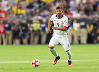 Glendale, AZ - Saturday June 25, 2016: Roger Martinez during a Copa America Centenario third place match match between United States (USA) and Colombia (COL) at University of Phoenix Stadium.