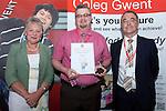 Coleg Gwent Awards 2012.Pontypool Campus.20.06.12.©Steve Pope