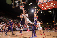 Stanford, CA, January 29, 2016<br /> Stanford Women's Basketball vs University of Washington at Maples  Pavilion. Stanford won 69-53.