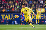 Nicola Sansone of Villarreal CF in action during their La Liga match between Villarreal and FC Barcelona at the Estadio de la Cerámica on 08 January 2017 in Villarreal, Spain. Photo by Maria Jose Segovia Carmona / Power Sport Images