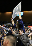 Nevada fans cheer during a college basketball game against UNLV in Reno, Nev., on Tuesday, Jan. 27, 2015. The Rebels won 67-62. (Las Vegas Review-Journal/Cathleen Allison)