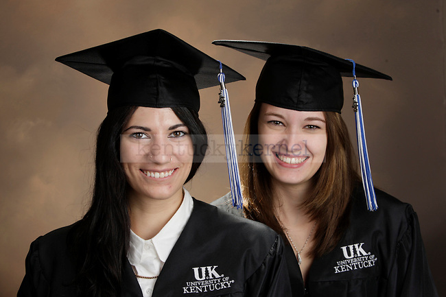 Barbas, Megan photographed during the October, 2012, Grad Salute in Lexington, Ky.