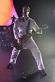 MIAMI BEACH, FL - OCTOBER 29: John Jones of Bring Me the Horizon performs at the Fillmore on October 29, 2019 in Miami Beach, Florida. Credit Larry Marano © 2019