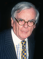 Dominick Dunne 1998<br /> Man in the Iron Mask premiere<br /> Photo By John Barrett/PHOTOlink