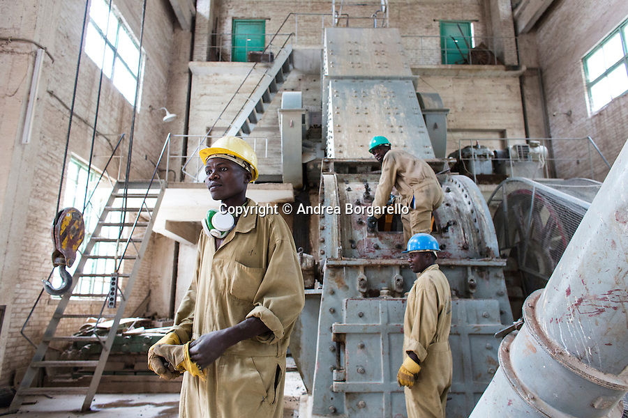 CIMERWA, is a local cement producer in the Rusizi District of Rwanda. The company was already supplying the domestic market and neighboring Burundi, Eastern Democratic Republic of Congo and Uganda.