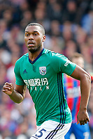 Daniel Sturbridge of West Brom during the EPL - Premier League match between Crystal Palace and West Bromwich Albion at Selhurst Park, London, England on 13 May 2018. Photo by Carlton Myrie / PRiME Media Images.