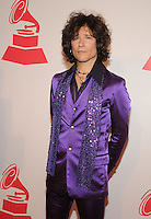 LAS VEGAS, NV - November 14: Enrique Bunbury attends teh Latin Grammys Person of the Year red carpet arrivals at the MGM Grand on November 14, 2012 in Las Vegas, Nevada. Photo By Kabik/ Starlitepics/MediaPunch Inc. /NortePhoto