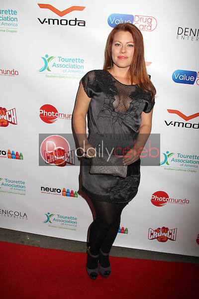 Adra Janean<br /> at the 1st Annual Teaming Up For Tourettes Fundraiser, Attic, Hollywood, CA 06-05-15<br /> David Edwards/Dailyceleb.com 818-249-4998