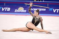 September 10, 2018 - Sofia, Bulgaria - KATSIARYNA HALKINA of Belarus performs at 2018 World Championships.