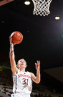 Stanford, CA - Friday, November 9, 2012: Stanford Women's Basketball vs Fresno State at Maples Pavilion in Stanford, California. Stanford won 72 to 61.