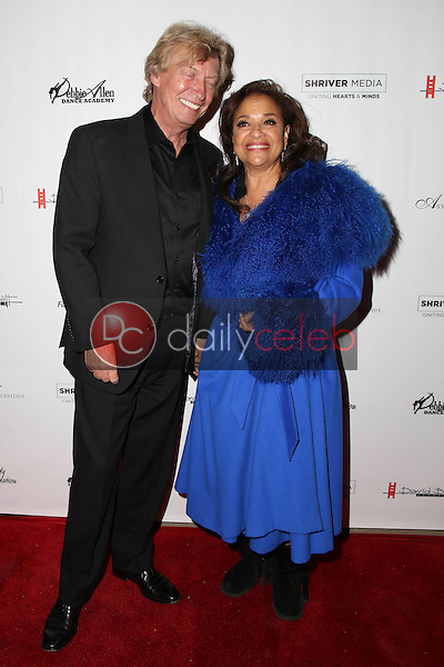 Nigel Lythgoe, Debbie Allen<br />
