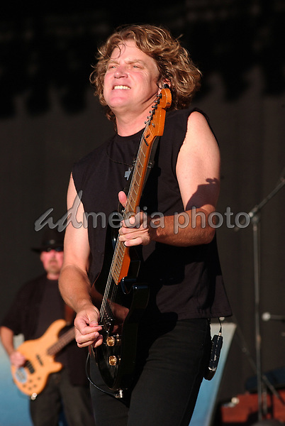 20 July 2007 - Morristown, Ohio -  Guitarist DANNY CHAUNCEY of the band 38 SPECIAL performs during the second day of the 31st Annual Jamboree In The Hills. Photo Credit: Jason L Nelson/AdMedia