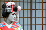 Maiko Arunrat in Kyoto