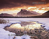 Tom Mackie, CHRISTMAS LANDSCAPES, WEIHNACHTEN WINTERLANDSCHAFTEN, NAVIDAD PAISAJES DE INVIERNO, photos,+Alberta, Banff National Park, Canada, Canadian, Canadian Rockies, Mt. Rundle, North America, Tom Mackie, USA, Vermillion Lake+s, cloud, clouds, cold, freezing, frozen, horizontal, horizontals, lake, landscape, mountain, mountainous, mountains, nationa+l park, nature, orange, reflect, reflected, reflecting, reflection, reflections, season, snow, storm clouds, sunrise, sunset,+time of day, travel, water, water's edge, weather, winter, wintery,Alberta, Banff National Park, Canada, Canadian, Canadian+,GBTM150544-1,#xl#