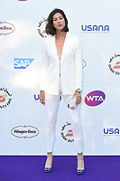 Garbine Muguruza<br /> arriving for the Tennis on the Thames WTA event in Bernie Spain Gardens, South Bank, London<br /> <br /> ©Ash Knotek  D3412  28/06/2018