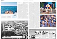 DIE ZEIT (German weekly) on the New-Russian pioneer camp of ARTEK on the Crimea peninsula, Ukraine, 2014.09.04. Photographer: Ramin Mazur