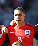 England's Jake Livermore in action during the FIFA World Cup Qualifying match at Hampden Park Stadium, Glasgow Picture date 10th June 2017. Picture credit should read: David Klein/Sportimage
