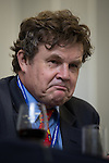 © Joel Goodman - 07973 332324 . No syndication permitted . 29/09/2013 . Manchester , UK . PETER OBORNE at a fringe event organised by Liberty . Day 1 of the Conservative Party Conference at Manchester Central . Photo credit : Joel Goodman