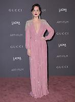 04 November  2017 - Los Angeles, California - Dakota Johnson. 2017 LACMA Art+Film Gala held at LACMA in Los Angeles. <br /> CAP/ADM/BT<br /> &copy;BT/ADM/Capital Pictures