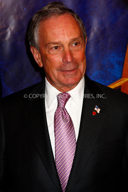 WWW.ACEPIXS.COM . . . . .  ....November 11, 2007, New York City.....Mayor of New York City Michael Bloomberg attends the 'Enchanted' Premiere at the Ziegfeld Theatre in New York City.......Please byline: AJ Sokalner - ACEPIXS.COM.... *** ***..Ace Pictures, Inc:  ..Philip Vaughan (646) 769 0430..e-mail: info@acepixs.com..web: http://www.acepixs.com