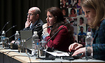 Copenhagen - Denmark, December 04, 2018 -- International Trade Union Confederation - 4th ITUC World Congress 'Building Workers' Power' at Bella Center; here, sub-plenary 'Future of Work' -- Photo: © HorstWagner.eu / ITUC