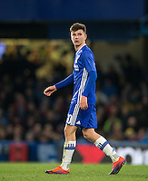 Mason Mount of Chelsea during the The Checkatrade Trophy match between Chelsea U23 and Oxford United at Stamford Bridge, London, England on 8 November 2016. Photo by Andy Rowland.