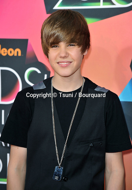 24_ Justin Bieber _24   -<br /> 23th  Annual Kids Choice Awards at The UCLA Pauley Pavillion In Los Angeles.