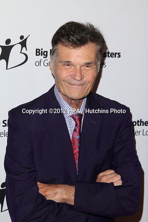 LOS ANGELES - OCT 26:  Fred Willard arrives at the Big Brothers Big Sisters of Greater Los Angeles 2012 Rising Stars Gala at Beverly Hilton on October 26, 2012 in Beverly Hills, CA