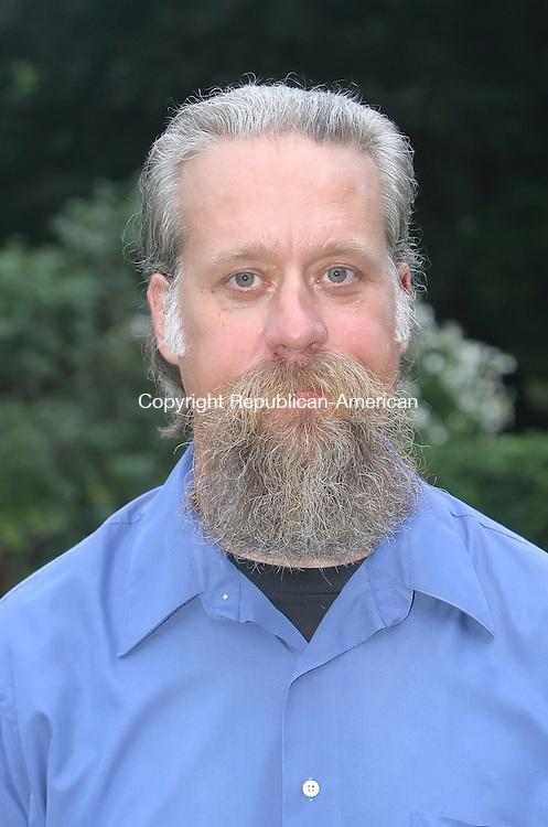 HARWINTON,  CT 28 August 2005 -082805BZ05- Steve Ilsley, D- candidate for planning board.<br /> Jamison C. Bazinet / Republican-American