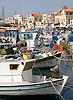 The harbor of Aegina Town on Aegina Island, Greece. Photo by Kevin J. Miyazaki/Redux