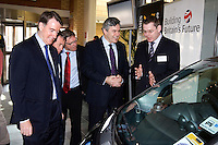 Prime Minster Gordon Brown with Lord Peter Mandelson
