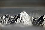 01/11/2012, Soelden - FIS Alpine Ski World Cup Solden, Austria 2012-2013.Landscape on 01/11/2012 in Soelden, Austria. .. © Pierre Teyssot