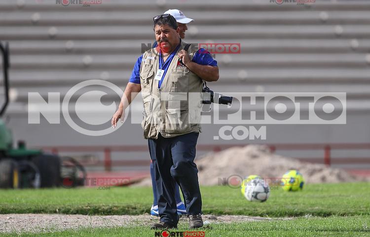 Teodoro Borbon.<br /> Entrenamiento de Cimarronesfc ascensomx2017 clausura2017 <br /> <br /> &copy;Foto: LuisGutierrrez/NortePhoto.com