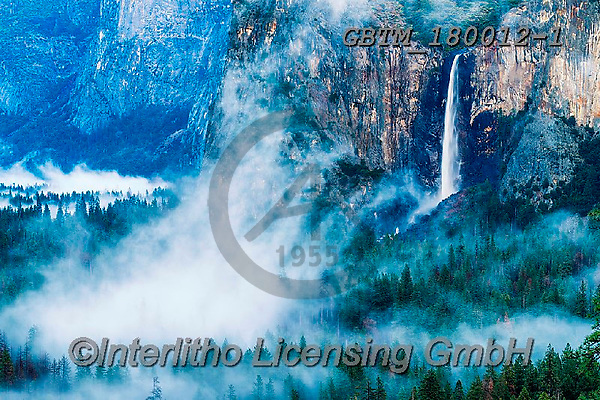 Tom Mackie, LANDSCAPES, LANDSCHAFTEN, PAISAJES, photos,+America, American, Americana, Bridalveil Falls, California, North America, Sierras, Tom Mackie, Tunnel View, USA, Yosemite Na+tional Park, atmosphere, atmospheric, dramatic outdoors, horizontal, horizontals, icon, iconic, impressive, landmark, landmar+ks, landscape, landscapes, mist, misty, mood, moody, national park, water, waterfall, waterfalls, weather,America, American,+Americana, Bridalveil Falls, California, North America, Sierras, Tom Mackie, Tunnel View, USA, Yosemite National Park, atmosp+,GBTM180012-1,#l#, EVERYDAY