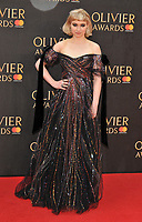 Imogen Poots at the Olivier Awards 2018, Royal Albert Hall, Kensington Gore, London, England, UK, on Sunday 08 April 2018.<br /> CAP/CAN<br /> &copy;CAN/Capital Pictures<br /> CAP/CAN<br /> &copy;CAN/Capital Pictures