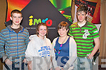 LIVE MUSIC: Enjoying the live music at the IMRO music workshop at the Carlton hotel on Saturday l-r: Eoin O'Riordan, Fiona Ryall, Frances Earley and Joseph O'Callaghan.