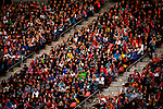 25.07.2017, Stadion Galgenwaard, Utrecht, NLD, Tilburg, UEFA Women's Euro 2017, Russland (RUS) vs Deutschland (GER), <br /> <br /> im Bild | picture shows<br /> Fans auf den Tribuenen, <br /> <br /> Foto © nordphoto / Rauch
