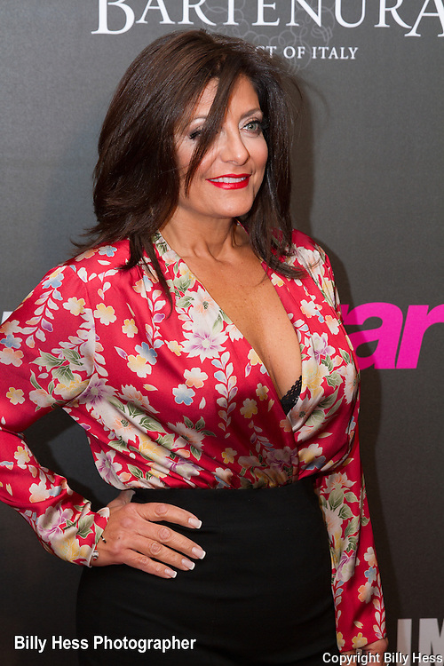 Clare Galterio actress Host of hit show You and A