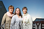 Staff members at Adapt womens refuge in Tralee, from left: Kate Hattar, Admin, Noreen Breen, Childcare Co-Ordinator and Fiona Griffin, Outreach Support.