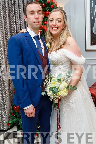 O'Connor/Devoy wedding in the Ballyroe Heights Hotel on Saturday December 7th.