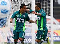 Apertura 2014 Palestino vs Santiago Wanderers