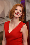 "Jessica Chastain attends the Broadway Opening Night Performance of ""To Kill A Mockingbird"" on December 13, 2018 at The Shubert Theatre in New York City."
