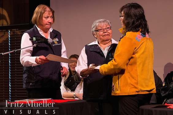 Kwanlin Dun First Nations Council Swearing-in Ceremony, April 23, 2014